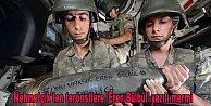 Mehmetçik'ten teröristlere 'Eren Bülbül' yazılı mermi