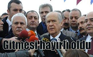Meral Akşener'in partisine Bahçeli'den ilk yorum