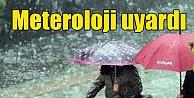Meteoroloji'den 4 il için şiddetli yağmur uyarısı