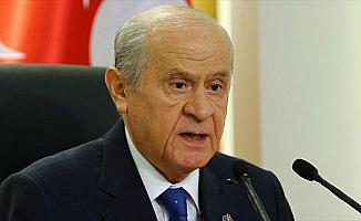 MHP Genel Başkanı Bahçeli: MHP'nin bilirkişiye ihtiyacı yoktur