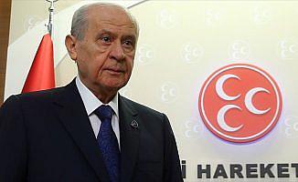 MHP Genel Başkanı Bahçeli: Rezaletler ve hıyanetler serisine yeni bir ilave