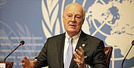 Mistura#039;dan Suriye görüşmeleri açıklaması