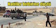PKK'lı teröristlerdle ABD askerleri Rakka'da çatıştı