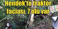 Sakarya#039;da fındık işçileri kaza geçirdi, 7 kişi can verdi