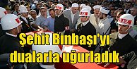 Şehit Binbaşı İstanbul'da dualarla uğurlandı