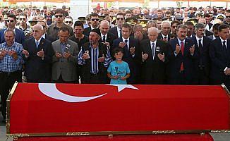 Şehit Uzman Onbaşı Meriç'in cenazesi toprağa verildi