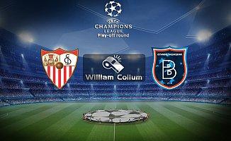 Sevilla-Başakşehir maçı saat kaçta,hangi kanalda