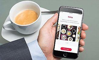 Sipariş alınmasını beklerken 'sanal garson' uygulaması geliştirdi