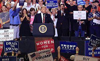 Trump Amerikan medyasına 'ateş püskürdü'