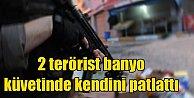 Tunceli'de operasyon; 2 MKP'li terörist kendini patlatti