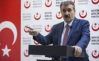 'Türkiye'nin IKBY ile bütün ilişkilerini dondurmasını teklif ediyoruz'