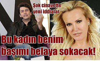 Vatan Şaşmaz cinayetinde son durum; Filiz Aker tehdit mi etti