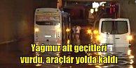 Yağmur İstanbul#039;da alt geçitleri vurdu, bugün hava nasıl olacak?