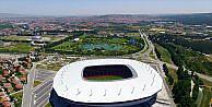Yeni Eskişehir Stadı bir açıldı pir açıldı