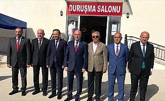 7 partinin il başkanları, darbe girişimi davasını takip ediyor