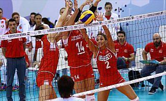 A Milli Kadın Voleybol Takımı çeyrek finalde Rusya ile karşılaşacak