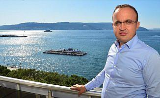 AK Parti Grup Başkanvekili Turan'dan 'Sezgin Tanrıkulu' açıklaması