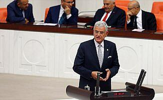 AK Parti İstanbul Milletvekili Bozkır: Referandum, Irak Anayasasına aykırı