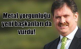 AK Parti Karabük İl Başkanı Saylar istifa etti