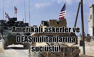 Amerikan Askerleri, DEAŞ'in olduğu bölgede ne arıyordu?