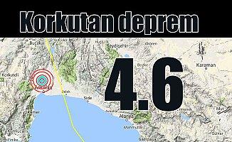 Antalya'da deprem; Kepez 4.7 ile sallandı