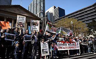 Avustralyalılardan Arakan'daki katliama tepki