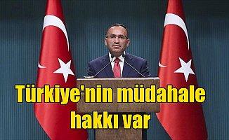 Başbakan Yardımcısı Bozdağ: Referandum iptal edilmelidir