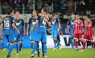 Bayern Münih, Hoffenheim'da ilk yenilgiyi aldı
