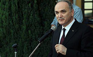 Bilim, Sanayi ve Teknoloji Bakanı Özlü: Arakan'daki katliama en fazla Türkiye itiraz ediyor