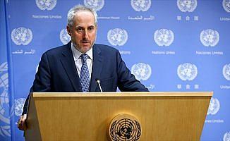 BM Genel Sekreter Sözcüsü Dujarri: Irak'ın toprak bütünlüğüne saygı duyuyoruz