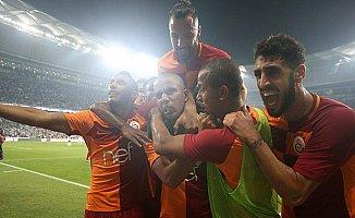 Bursaspor 1-Galatasaray 2