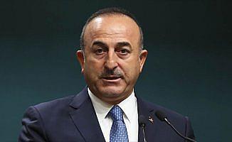 Çavuşoğlu, BM'nin Facebook sayfasındaki canlı yayına katıldı
