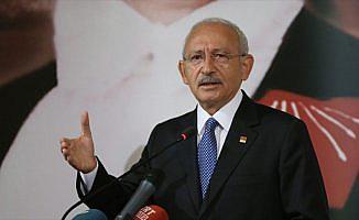 CHP Genel Başkanı Kılıçdaroğlu: Bahçeli'nin başkan yardımcılığına şaşırmam