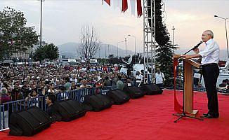 CHP Genel Başkanı Kılıçdaroğlu: Fındıkta fiyat istikrarını 2 yıl içinde sağlayacağım