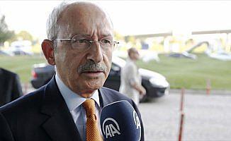 CHP Genel Başkanı Kılıçdaroğlu: Irak, Türkiye ve İran'ın bu soruna ortak çözüm üretmeleri gerekiyor