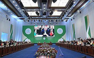 Cumhurbaşkanı Erdoğan: İslam ülkeleri Arakan için birlikte mücadele etmeli