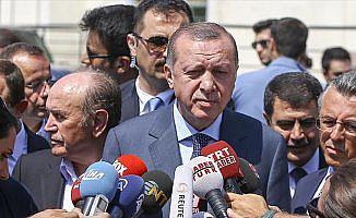 Cumhurbaşkanı Erdoğan: Kurban Bayramı'na ne yazık ki İslam dünyası çok mahzun giriyor