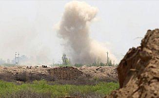 DEAŞ Enbar'a saldırdı
