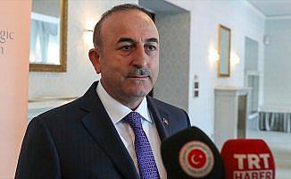 Dışişleri Bakanı Çavuşoğlu: Alman siyasetçilerin Türkiye'den başka verebilecekleri mesaj yok mu?