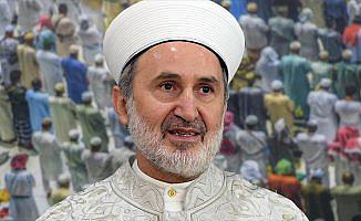 Diyanet İşleri Başkan Vekili Keleş: Müslüman toplumların zulümleri önleyecek birlikleri yok