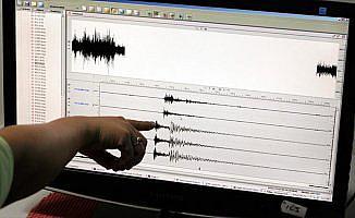 Ege Denizinde 4.5 büyüklüğünde deprem