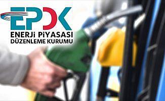 EPDK'dan 11 akaryakıt şirketine 4,5 milyon lira ceza