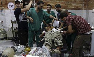 Esed rejimi, Şam'da 'çatışmasızlık bölgesi'ne saldırdı