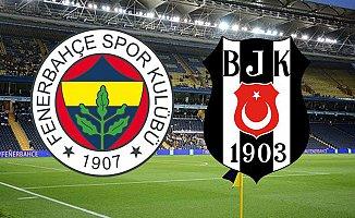 Fenerbahçe-Beşiktaş kozlarını Kadıköy'de paylaşıyor