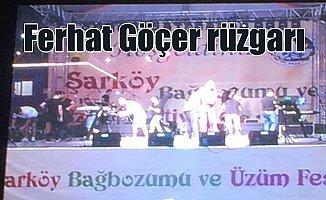Ferhat Göçer, Şarköy'de gönülleri fethetti