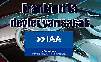 Frankfurt Motor Show 2017, kapılarını 14 Eylül'de açıyor