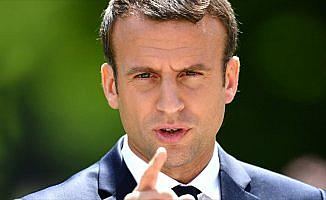 Fransa Cumhurbaşkanı Macron: Kuzey Kore'ye sert bir cevap verilmeli