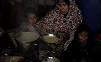 'Gazze'nin yüzde 80'i fakirlik seviyesinin altında yaşıyor'