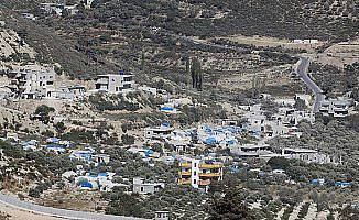 İdlib'te iç göç başladı