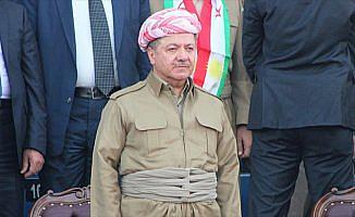 IKBY Başkanı Barzani'den referandum açıklaması